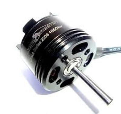 """Outrunner 2208 1050KV 50g """"Crack Series"""" Motor"""