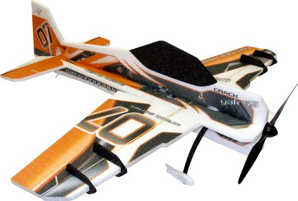 "TH 32"" EPP Crack Yak-55 Gold w/ HD Landing Gear"