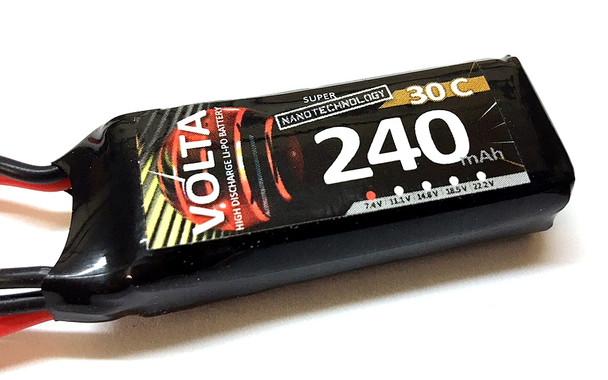 Volta 2S 240mah 30-60c Lipo