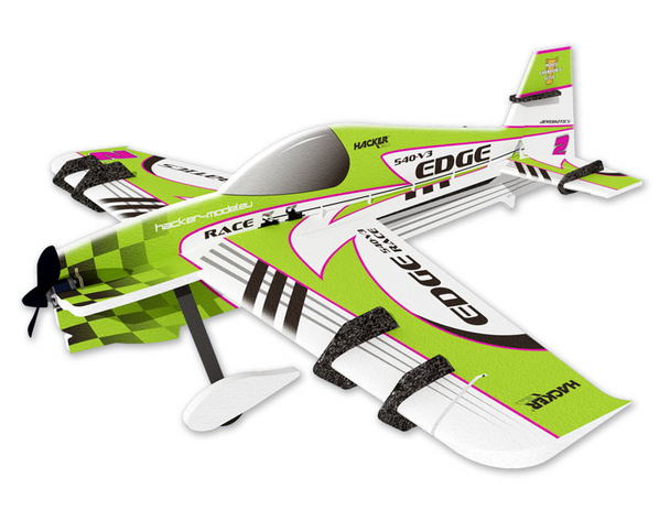 """HM 39"""" EPP Edge 540-V3 Green"""