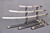 katana, wakizashi, tanto, samurai, sword, set, daisho, snake, cobra, ornimental, display, gift, swords,