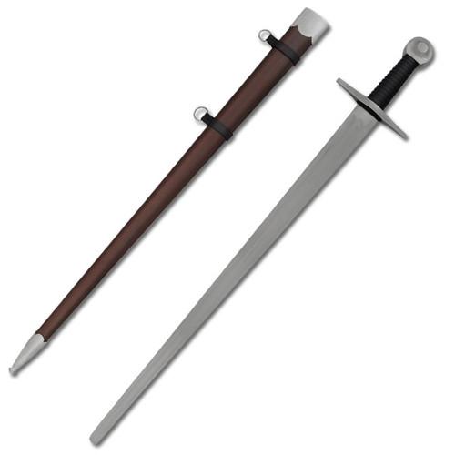 Practical, Single-Hand, Sword, by, Paul, Chen, Hanwei, SH2046