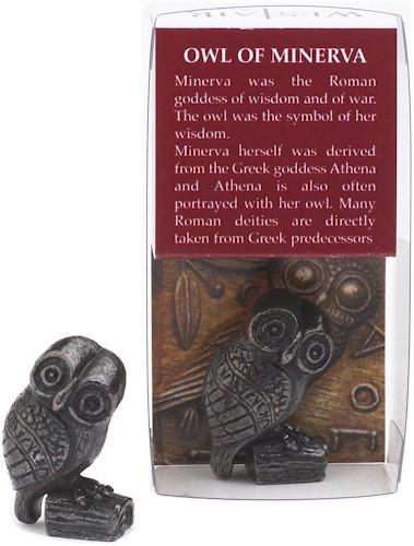 Mini Owl Of Minerva Superior Swords Ltd