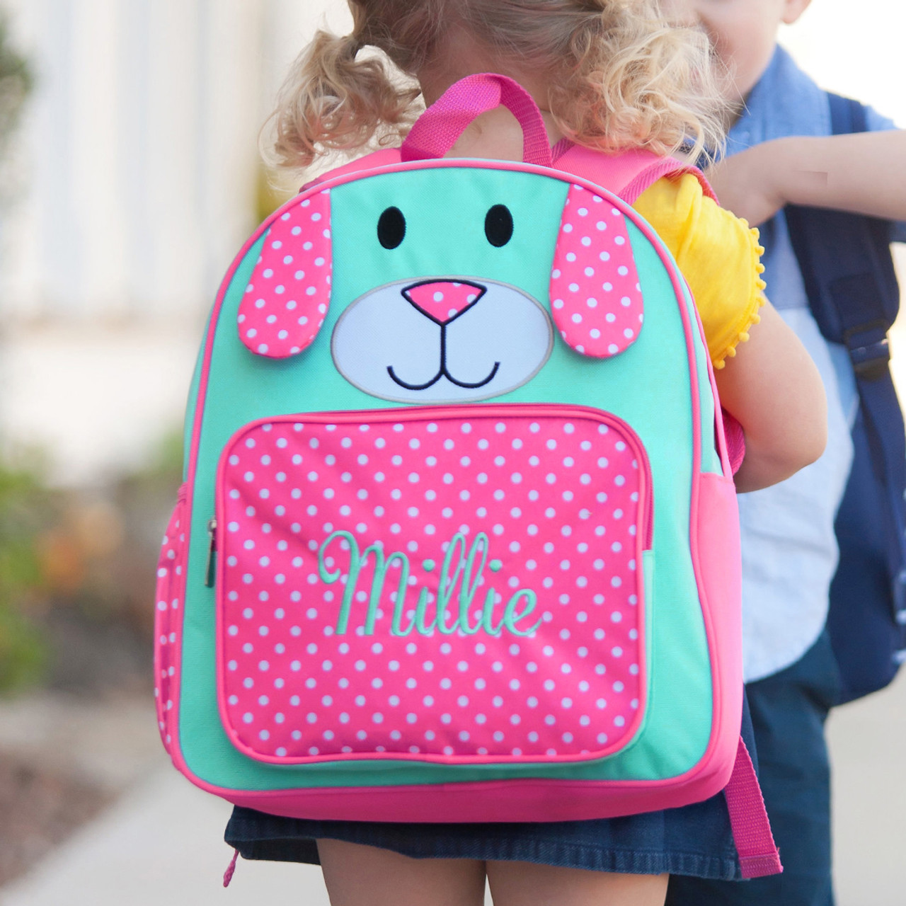0475f8f721c2 Pink Puppy Preschool Backpack