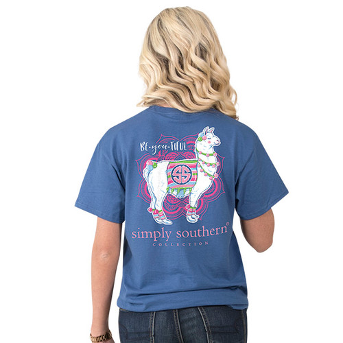 Simply Southern SS Tee - Preppy Be You