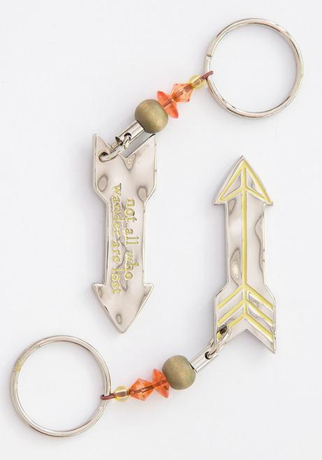 Token Keychain - Arrow