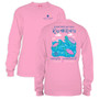 Simply Southern Hurricane Fundraiser LS Tee