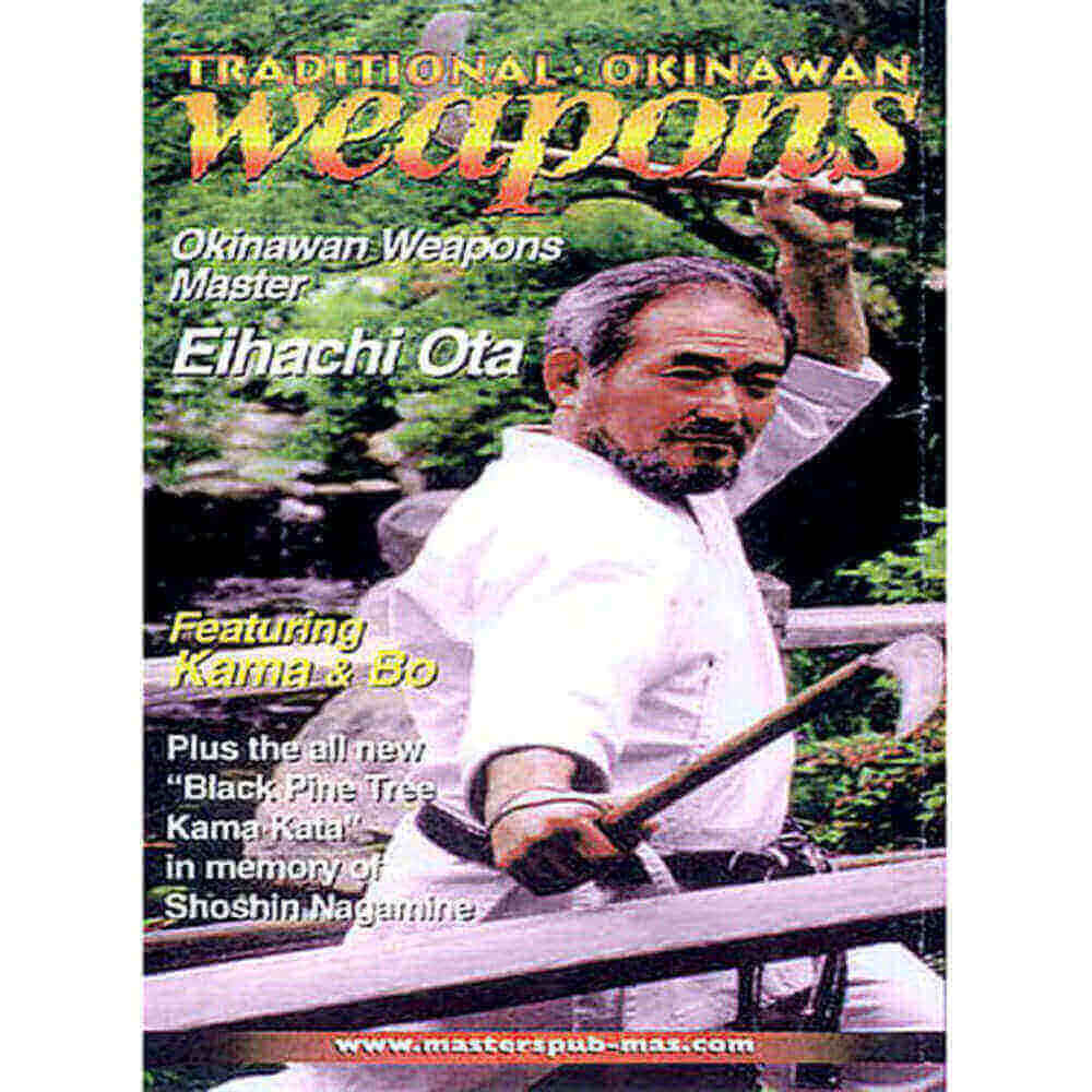 Traditional Okinawan Weapons - DVD