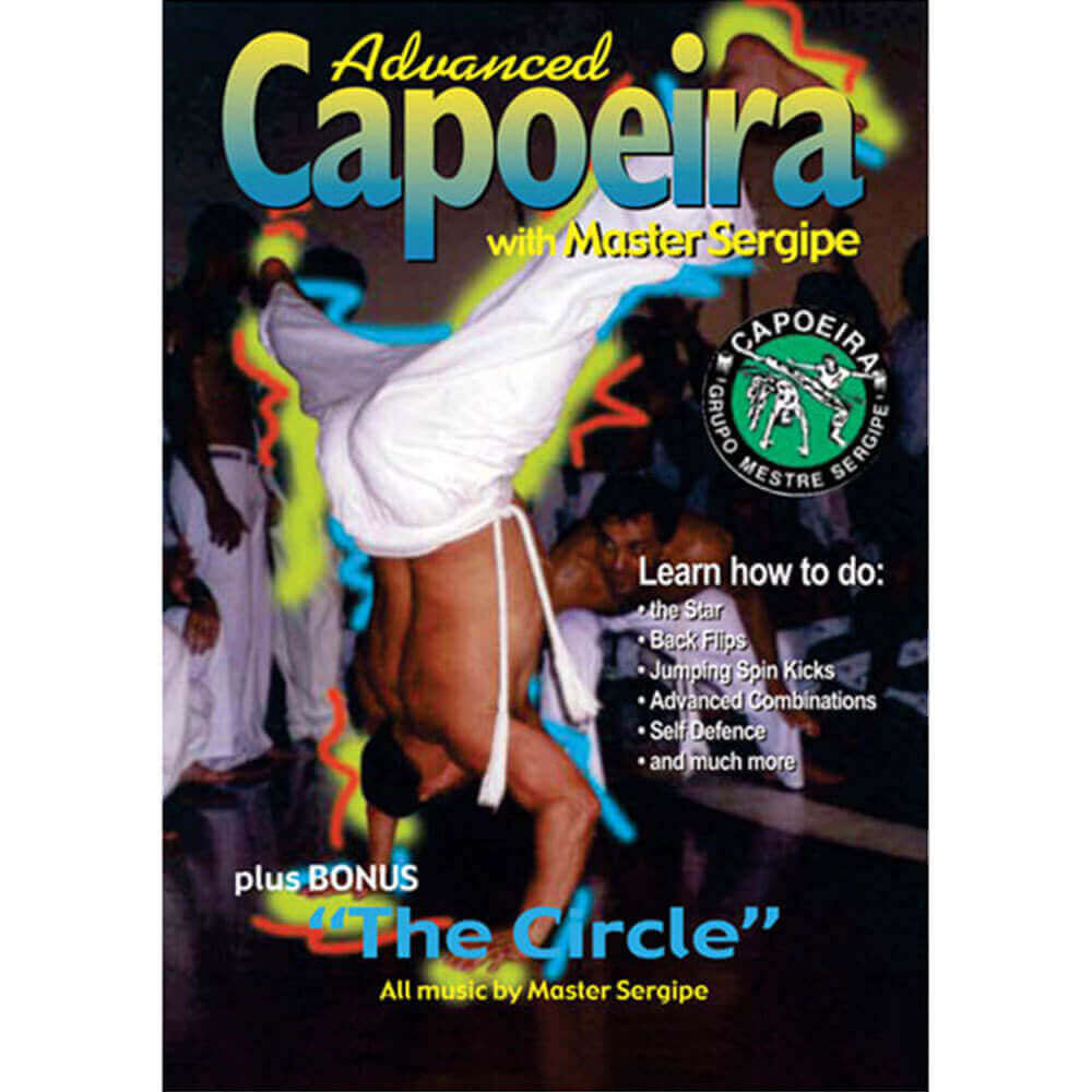 Advanced Capoeira - DVD