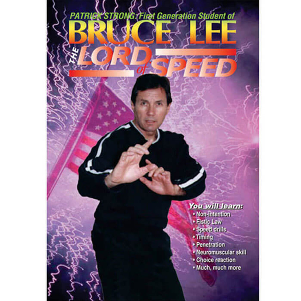 Bruce Lee: Lord of Speed - DVD