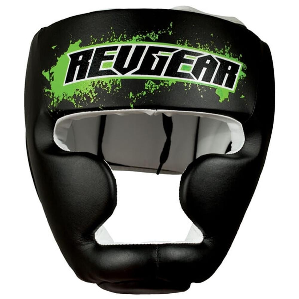Youth Combat Series Headgear - Green