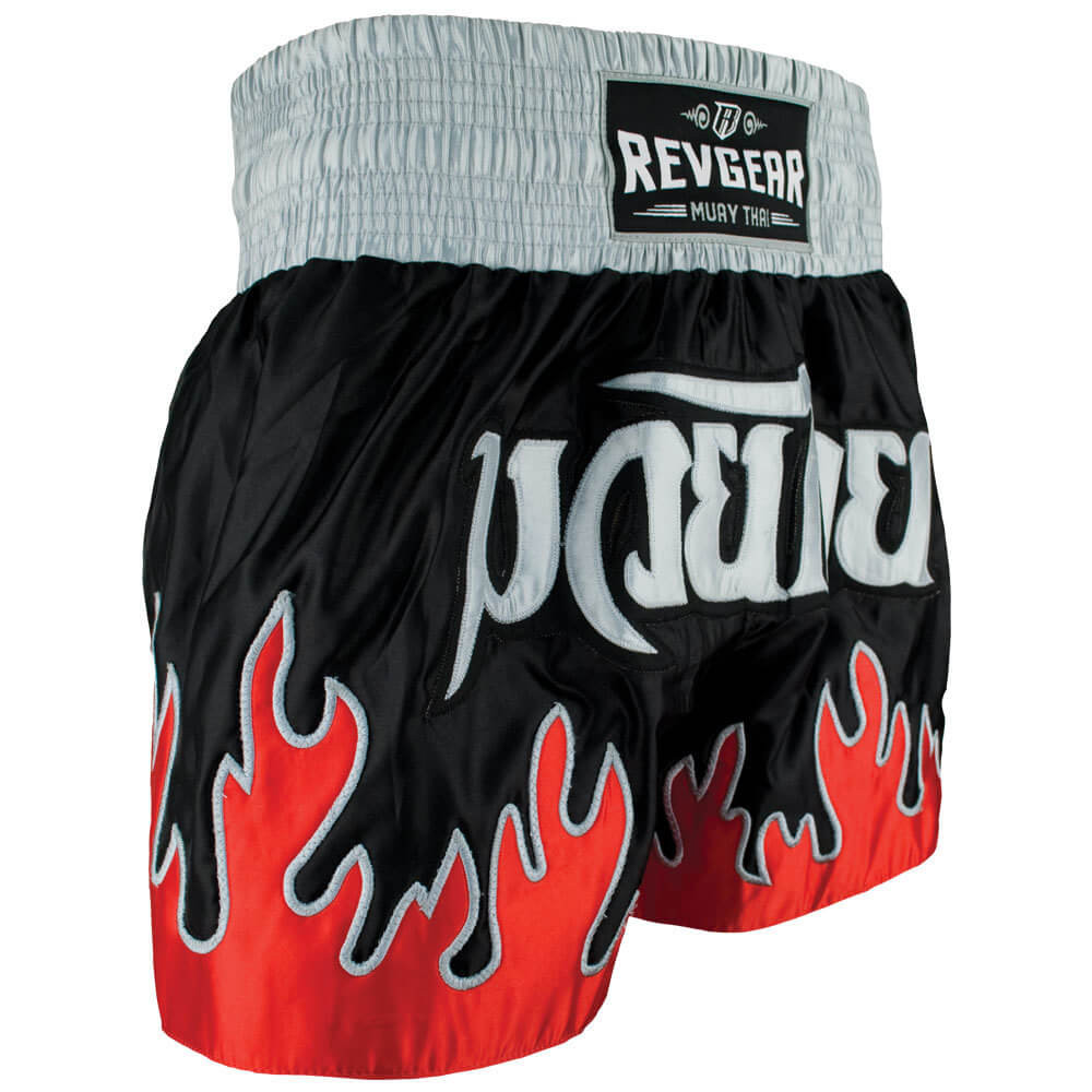 Muay Thai Destroyer Flames Shorts