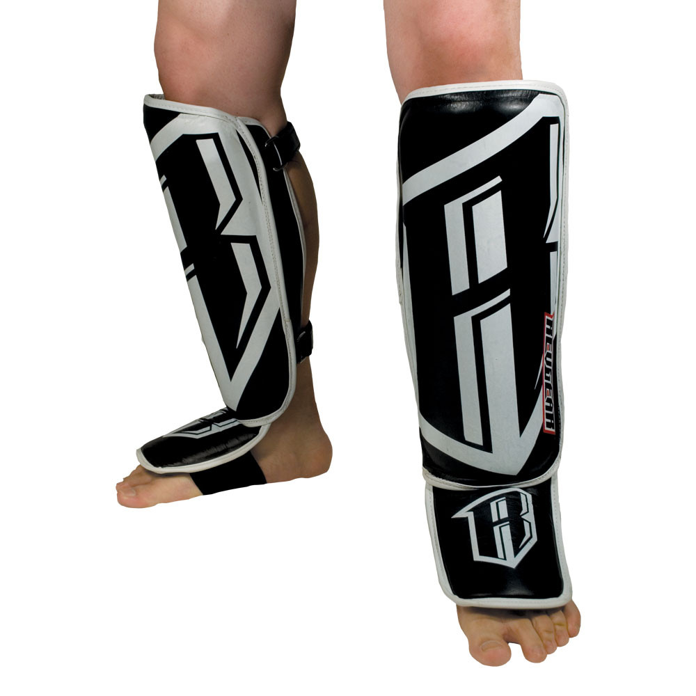 Professional Leather Shin Guard