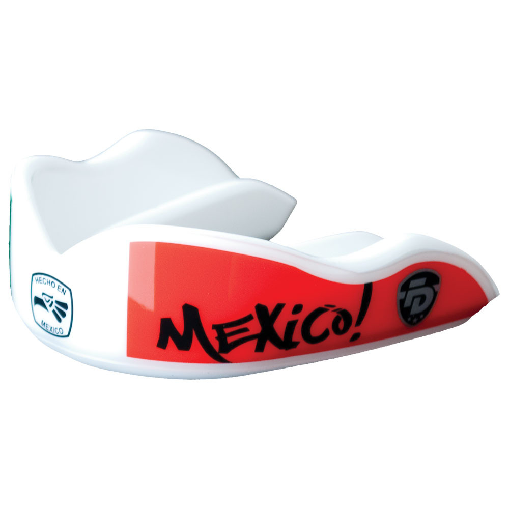 Fightdentist Boil & Bite Mouth Guard - Viva Mexico