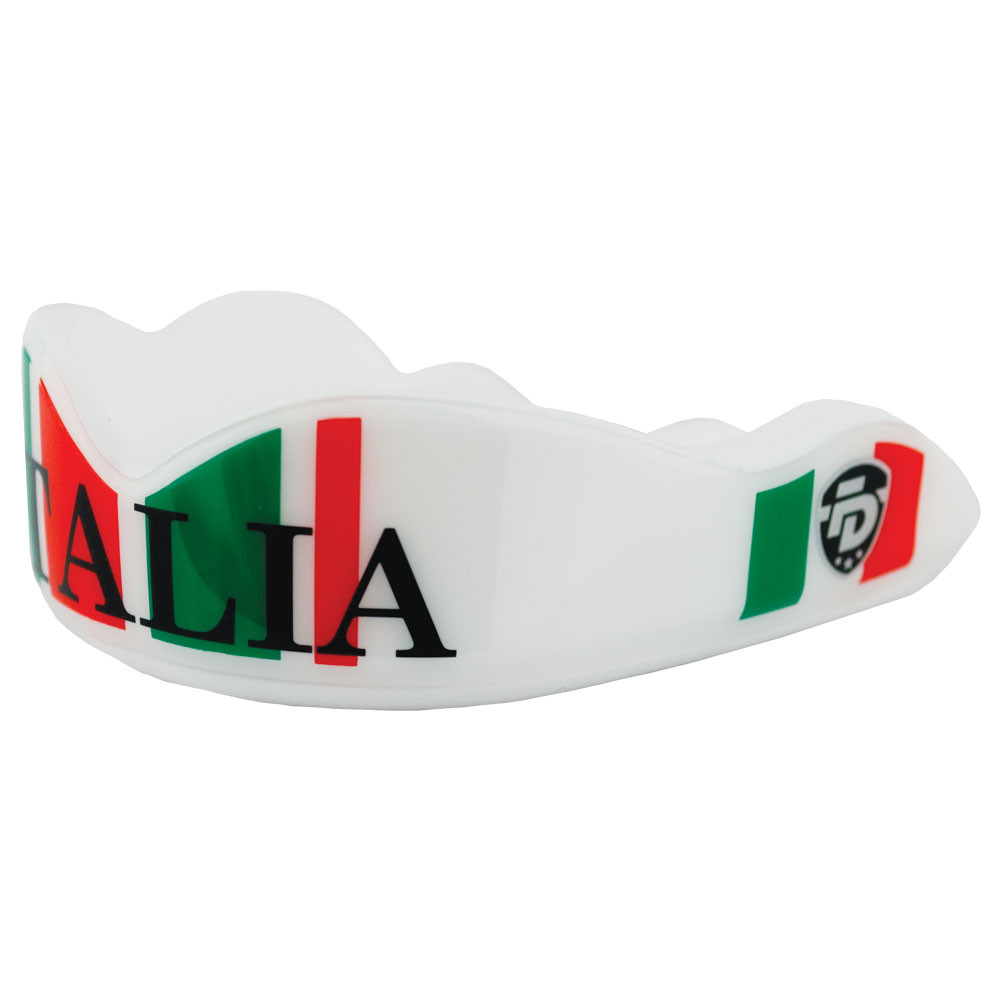 Fightdentist Boil & Bite Mouth Guard - Ti Amo Italia