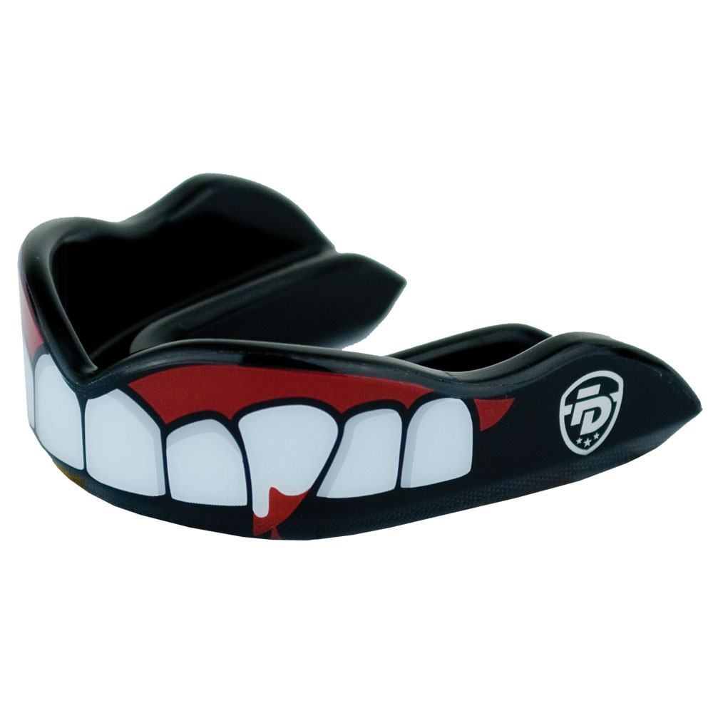 Fightdentist Boil & Bite Mouth Guard - Blood Thirsty