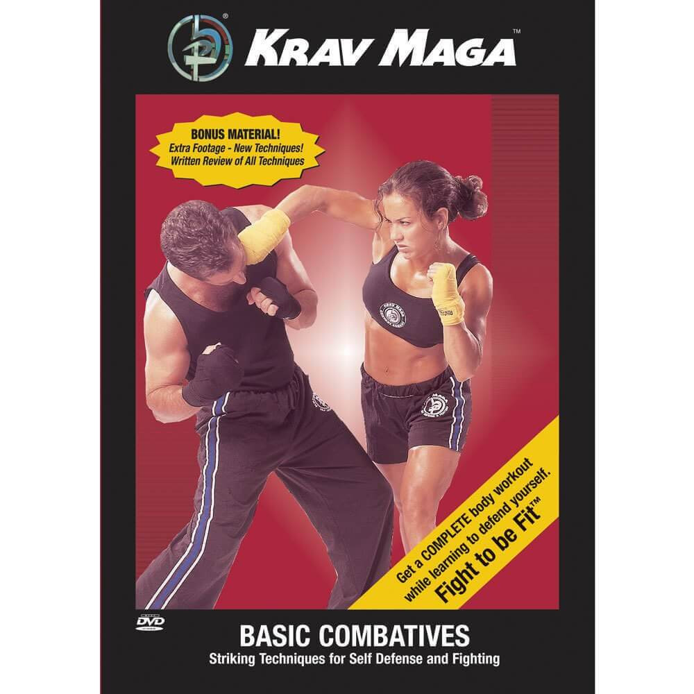 Krav Maga: Basic Combatives DVD