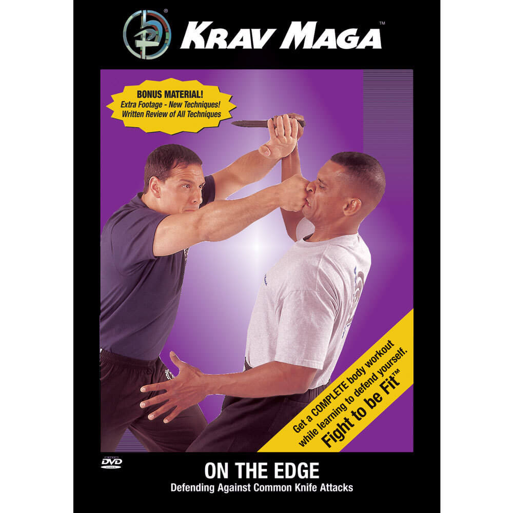 Krav Maga On The Edge DVD