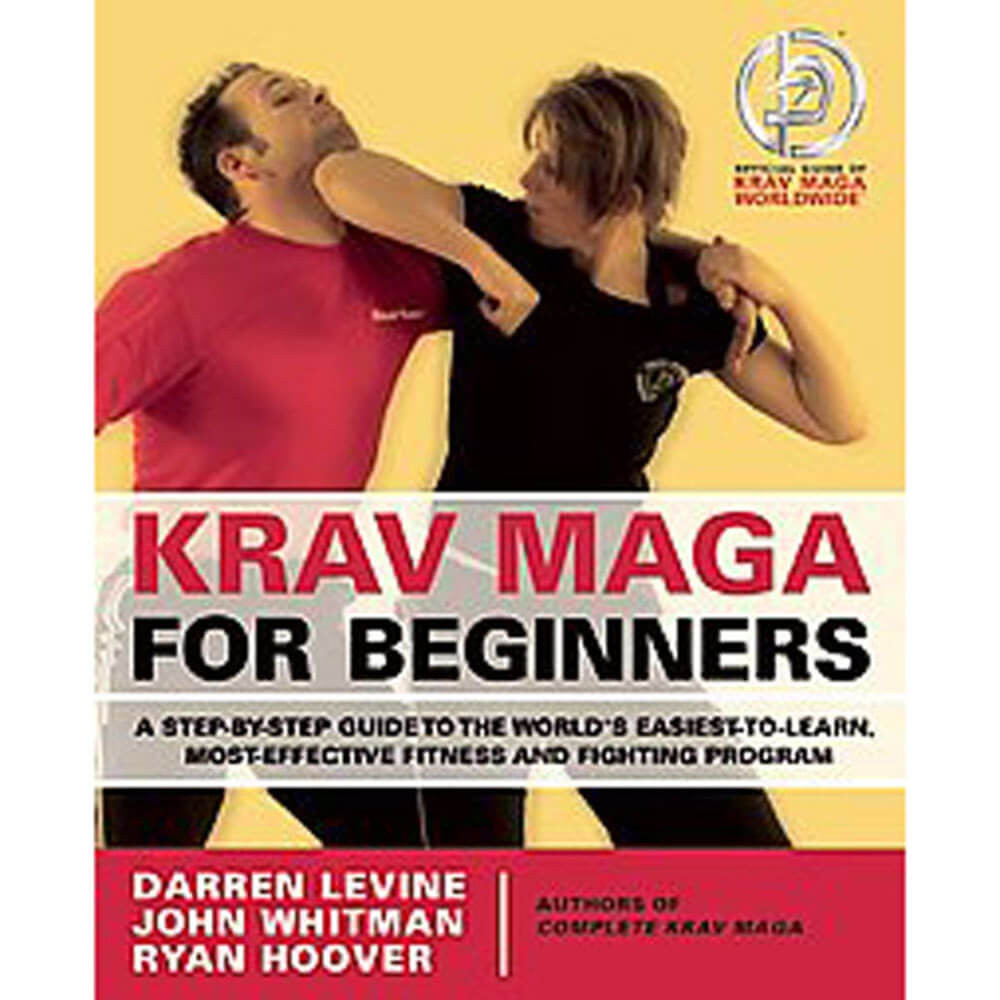 Krav Maga Book for Beginners - Book