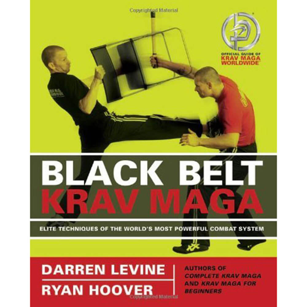 Black Belt Krav Maga - Book