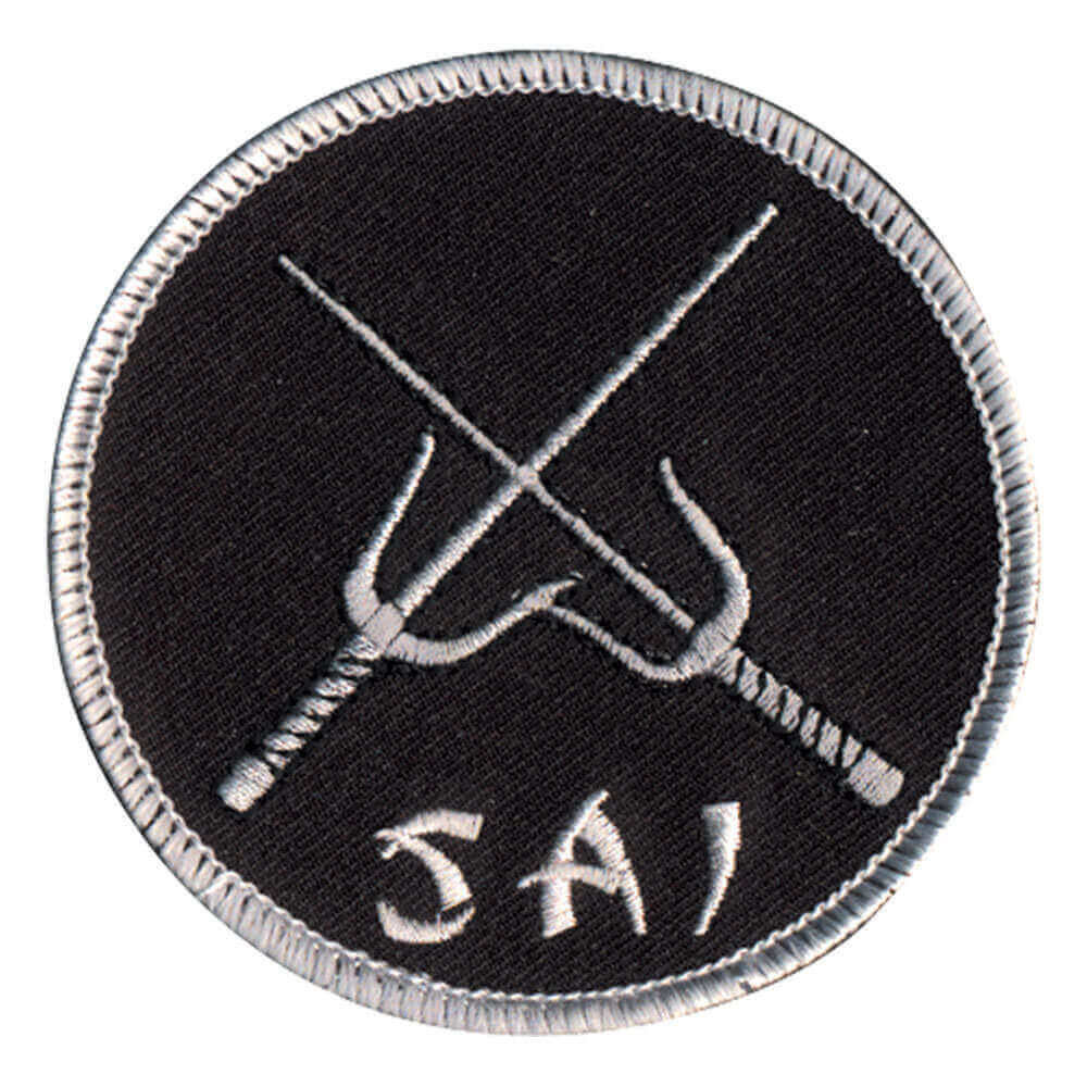 SAI - Round Patch