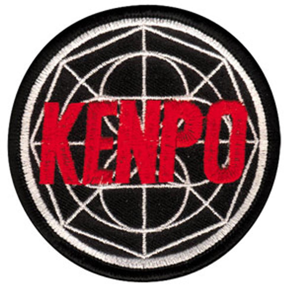KENPO Round Patch