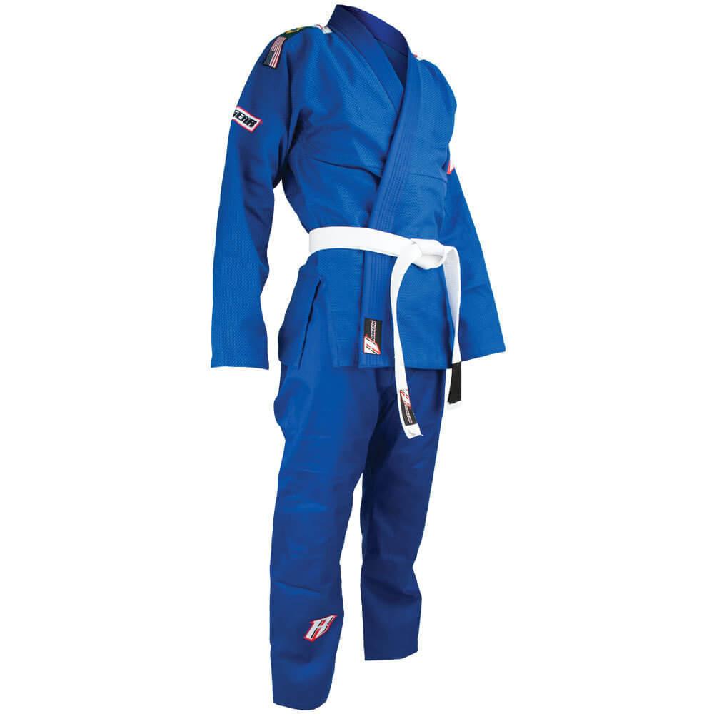 The Ultimate Jiu Jitsu Gi - Blue