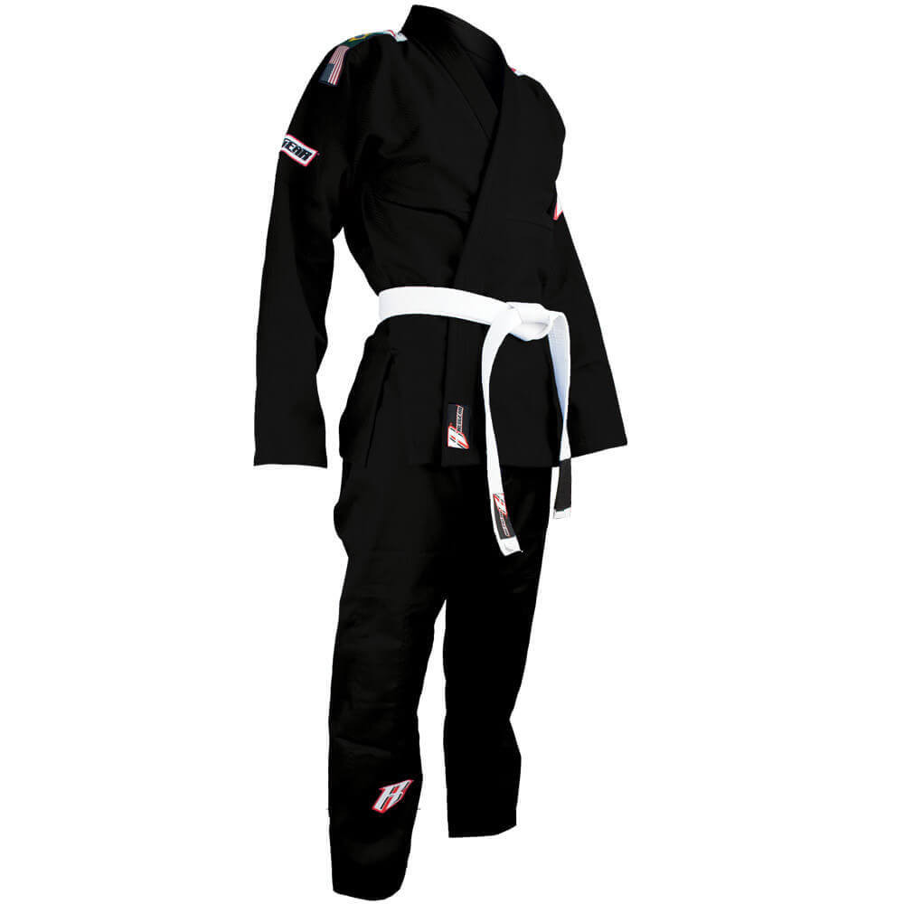 The Ultimate Jiu Jitsu Gi - Black