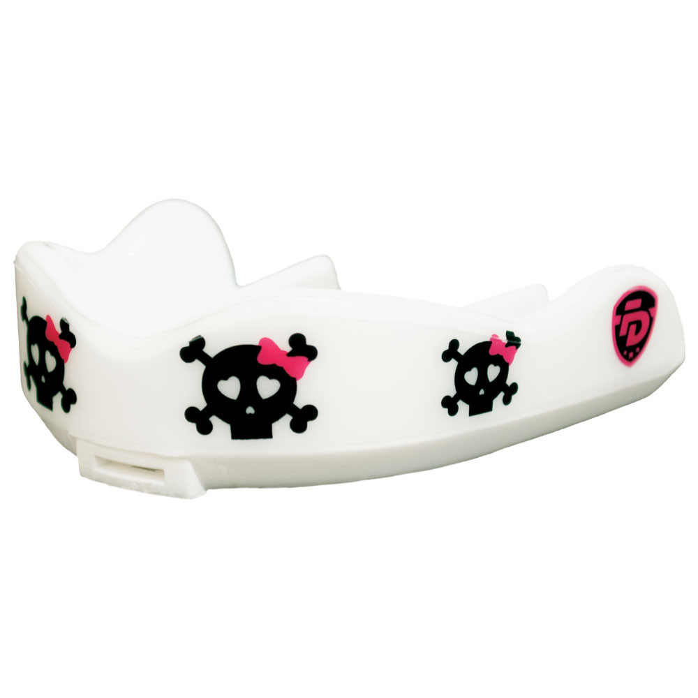 Fightdentist Junior Boil & Bite Mouth Guard - Cute Kills