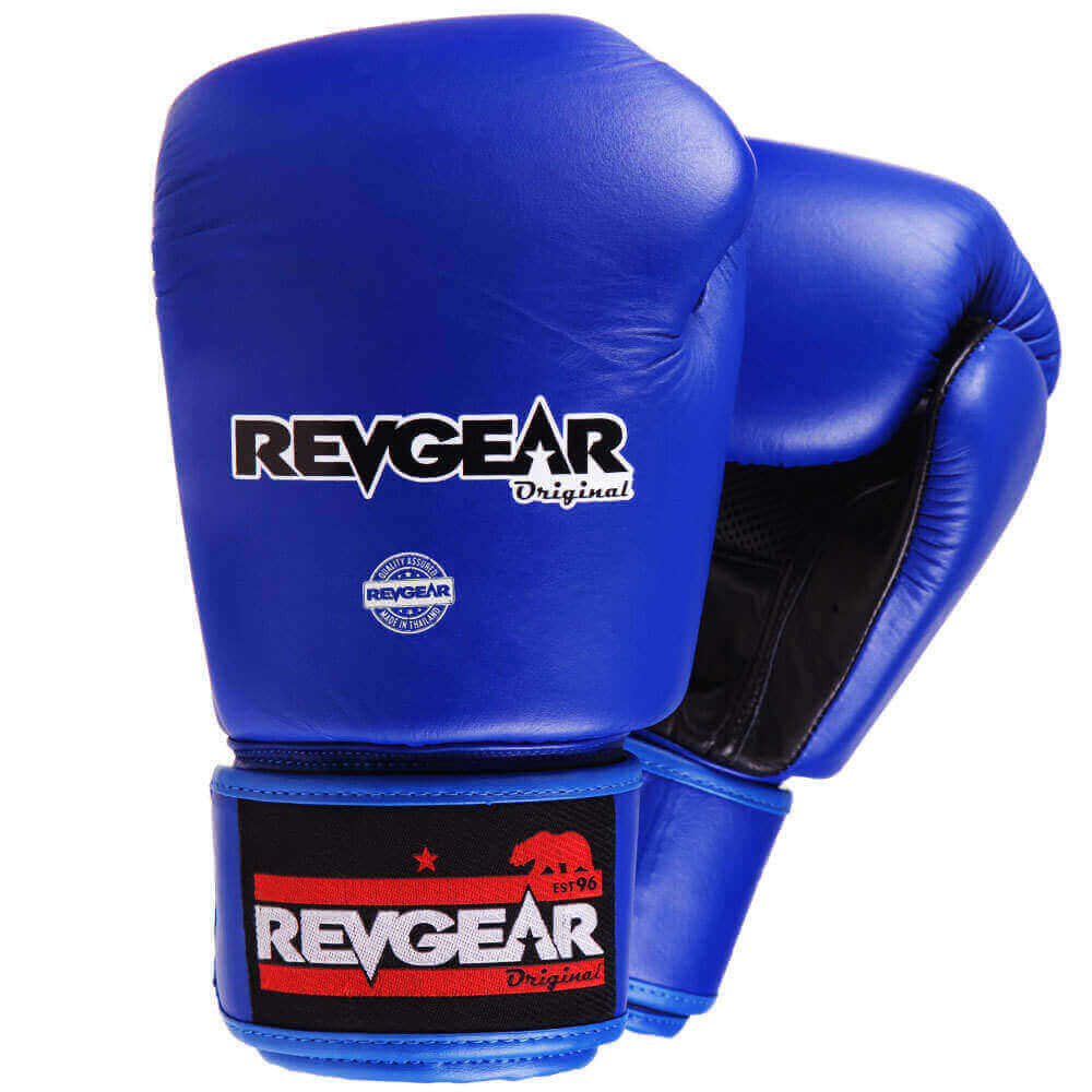 Thai Original Boxing Gloves - Blue