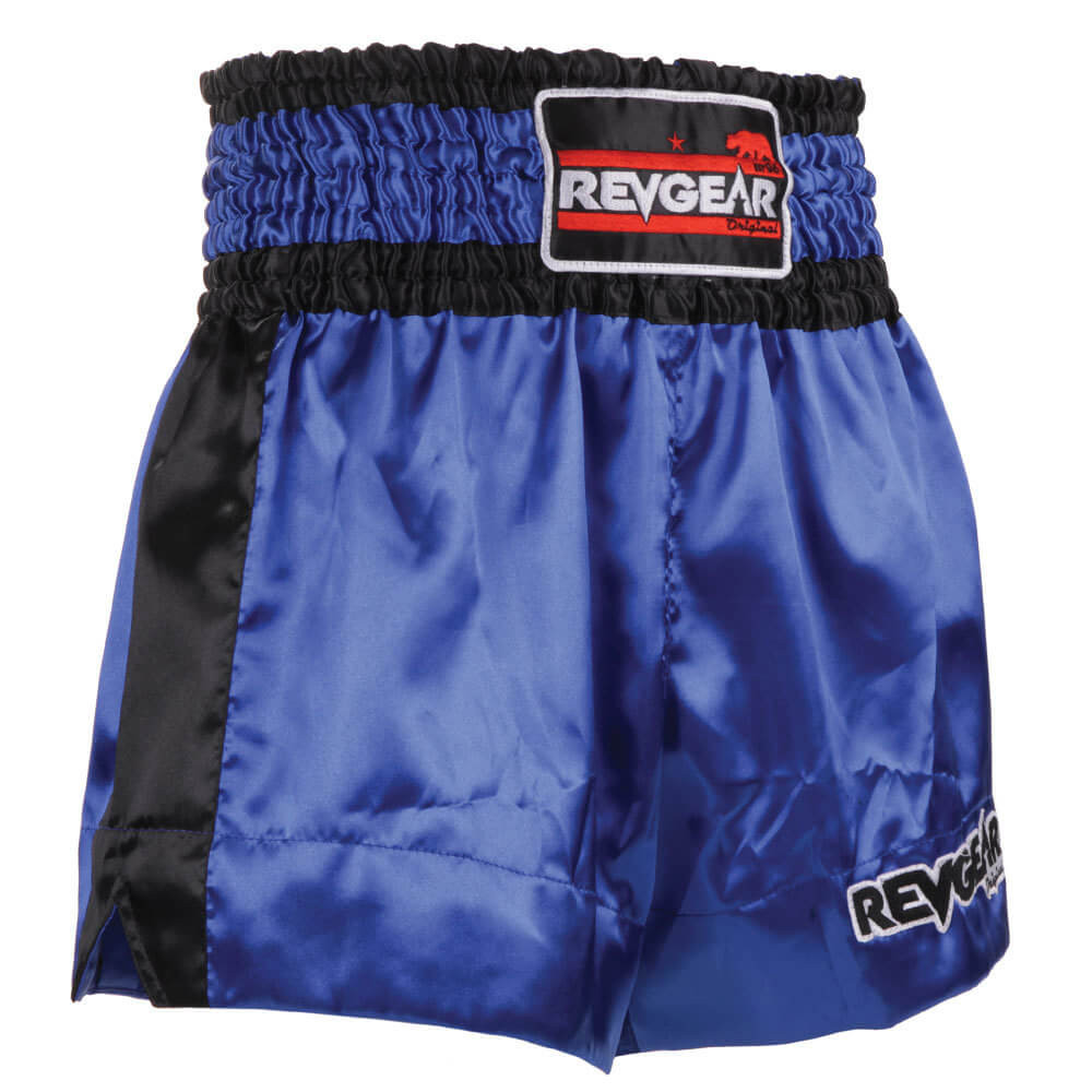 Thai Original Muay Thai Short - Blue