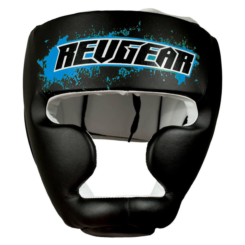 Youth Combat Series Headgear - Blue