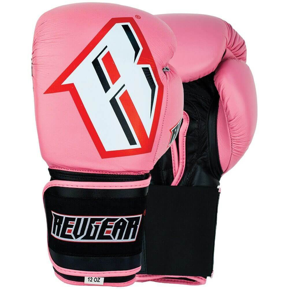 S3 Sparring Boxing Glove - Pink/Black