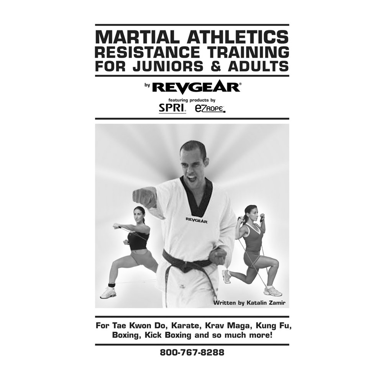 Martial Athletics Resistance Training Manual
