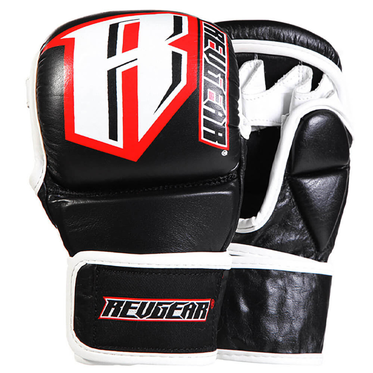 MMA Training Sparring Gloves - Black