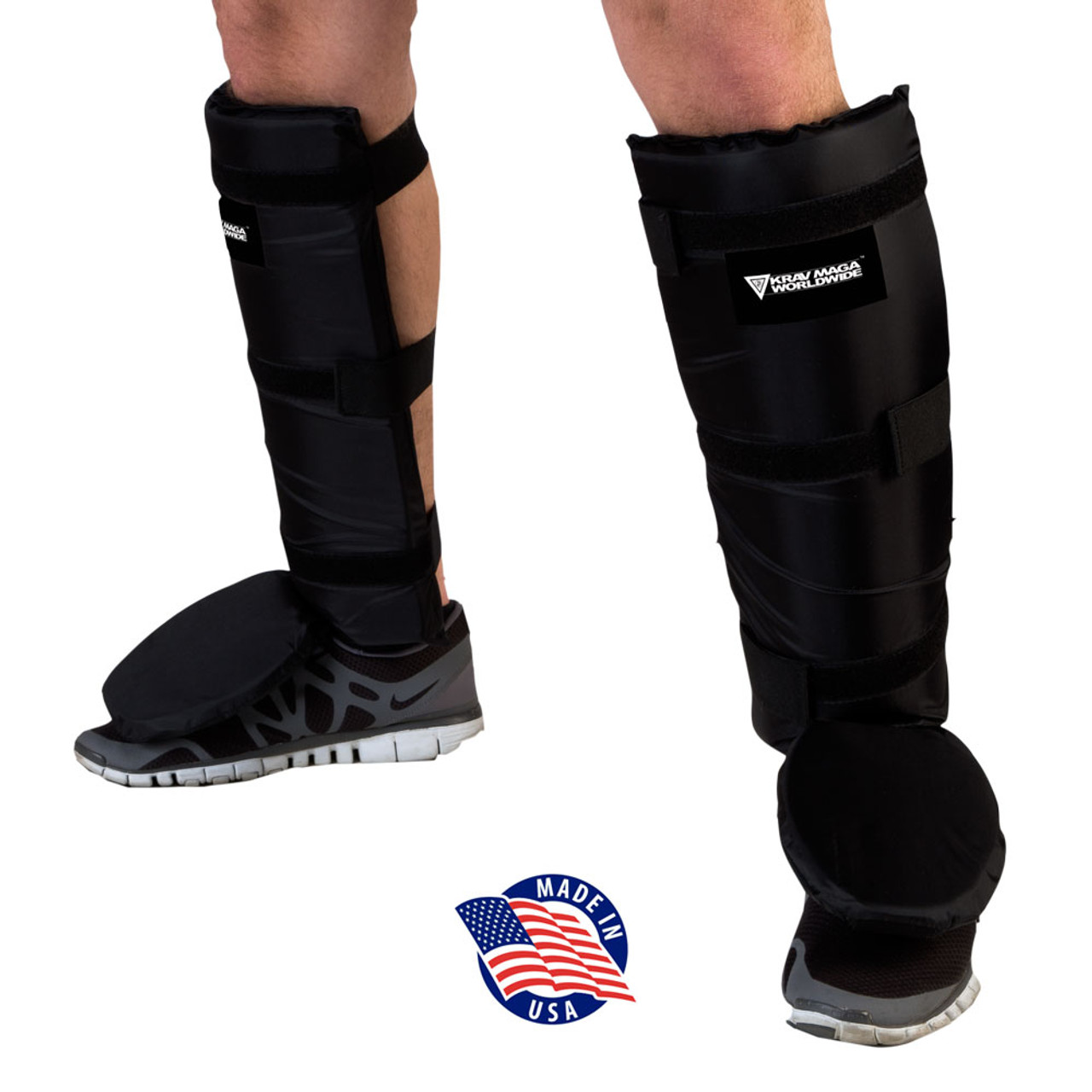 Krav Maga Ultralight Shoe Shin Guards