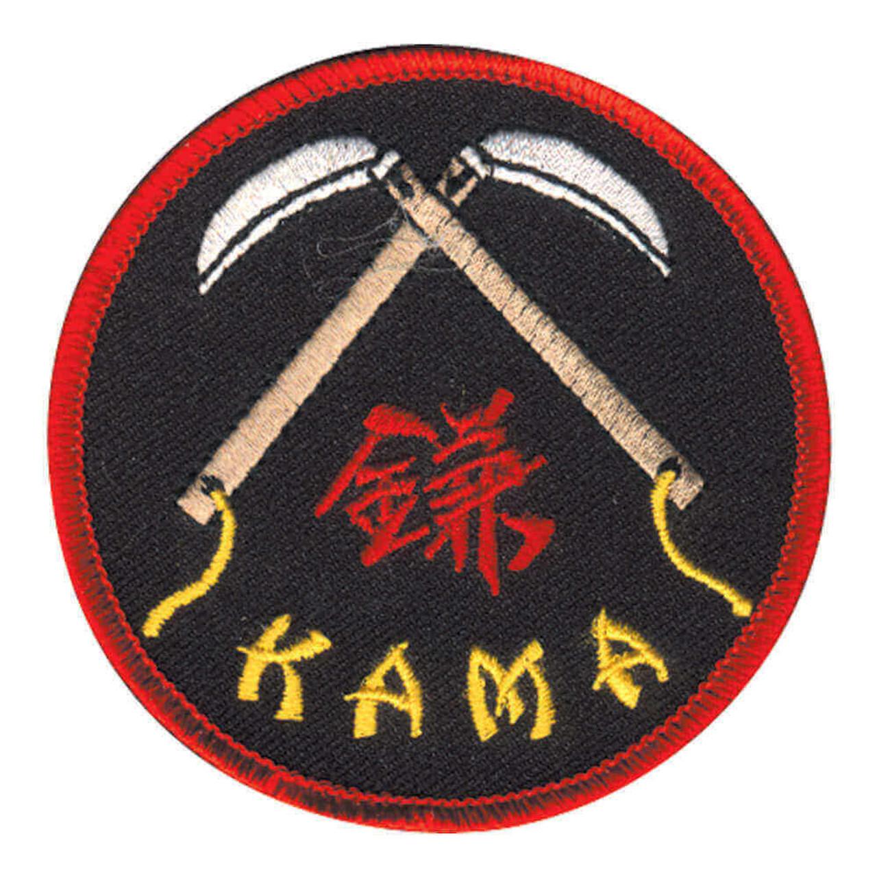 Kama - Round Patch