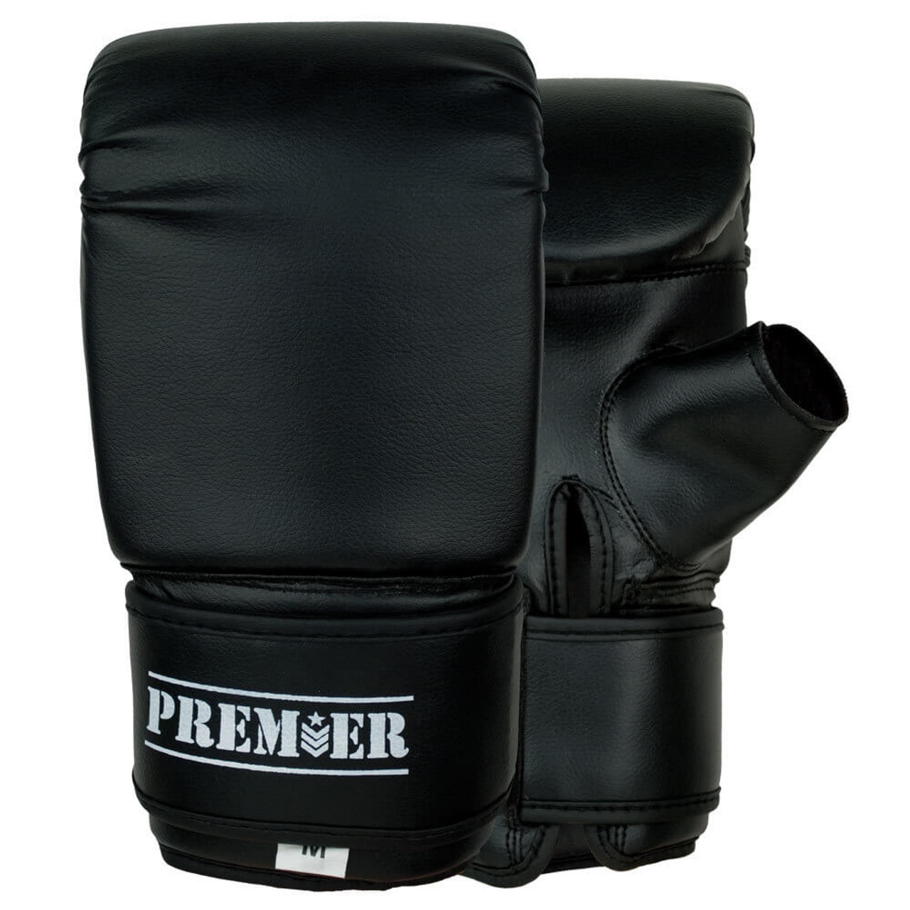 Deluxe Weight Lifting Gloves St12007: Premier Leather Bag Gloves, MMA Gloves, Leather Boxing Gloves