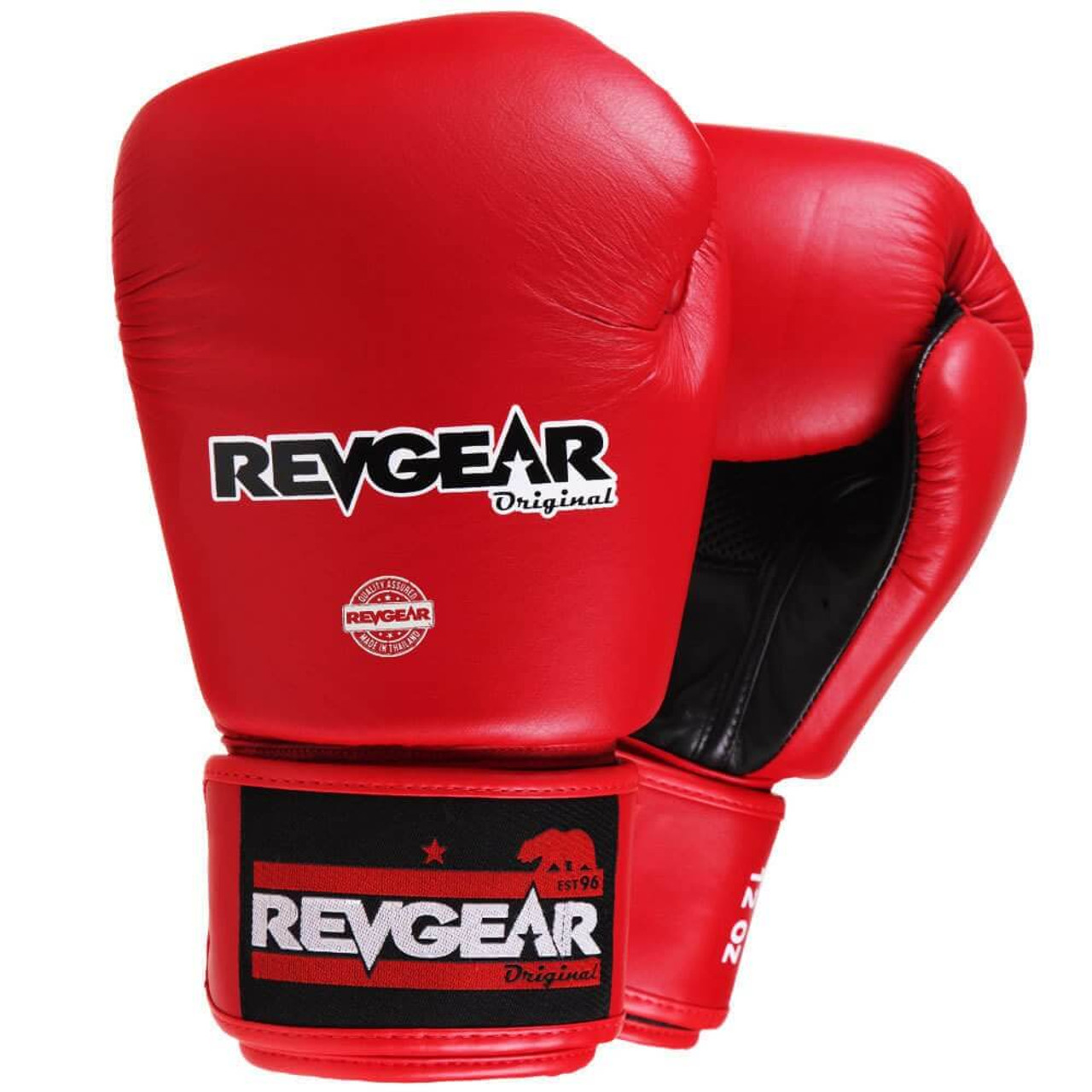 Thai Original Boxing Gloves - Red