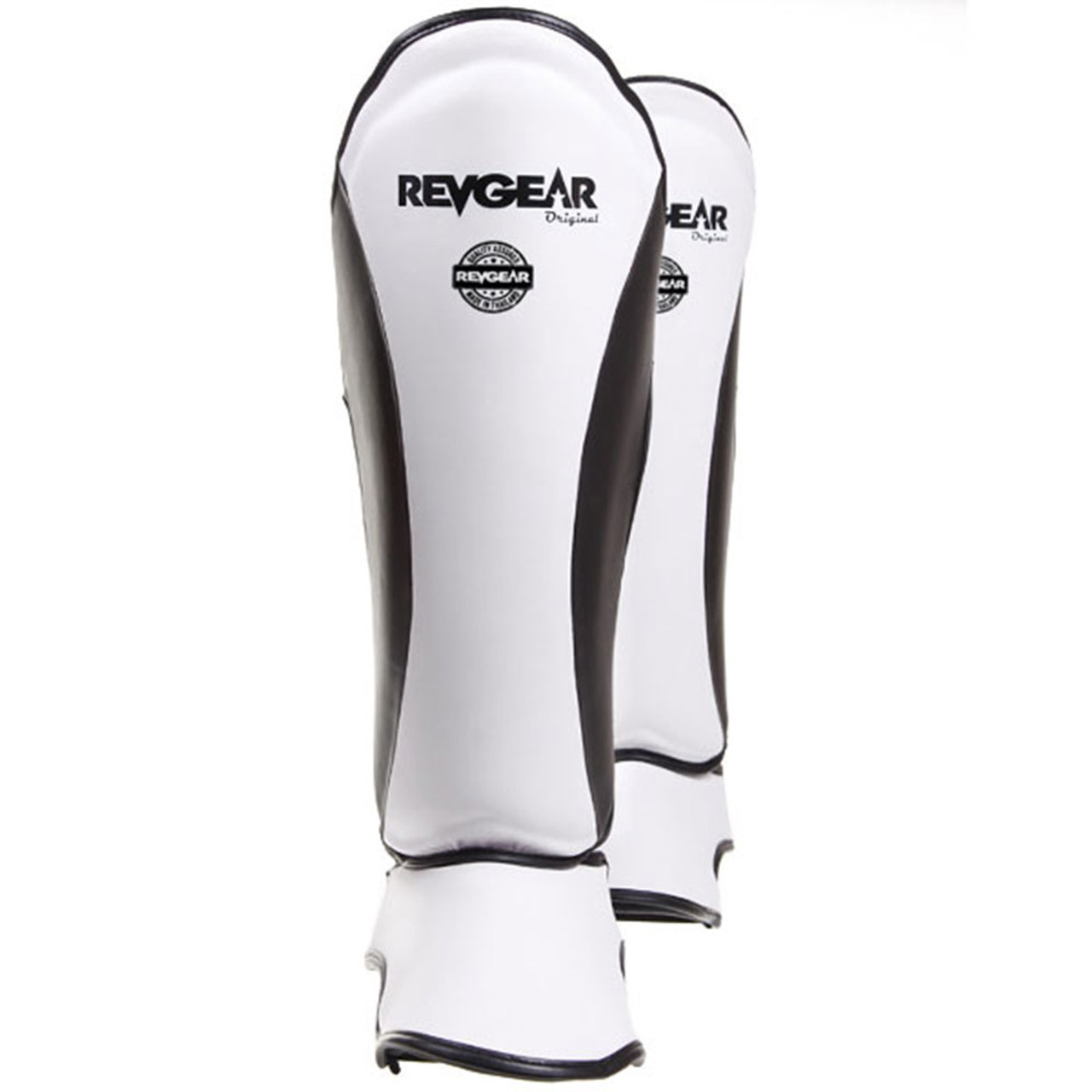 Thai Original Shin Guards - White