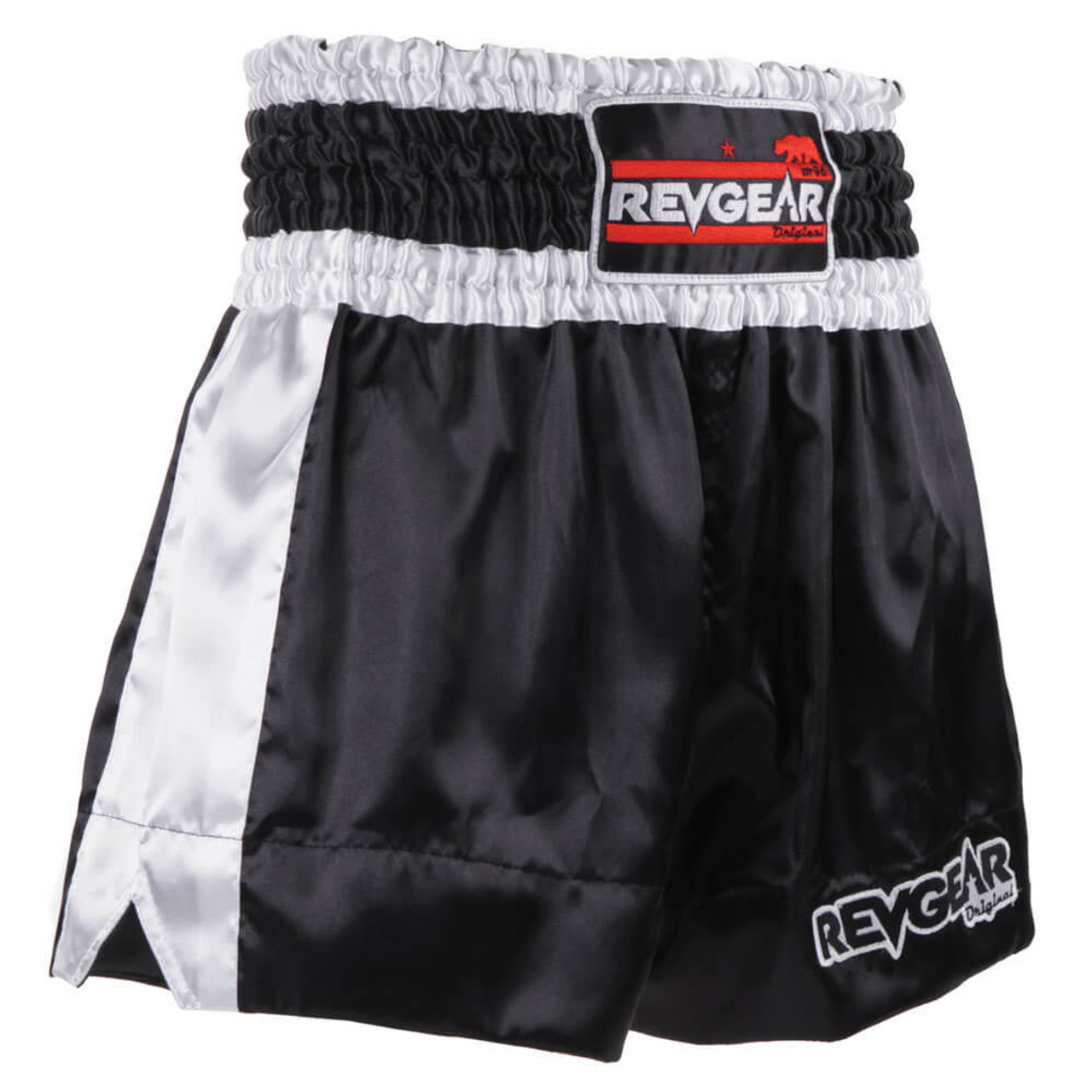 Thai Original Muay Thai Short - Black