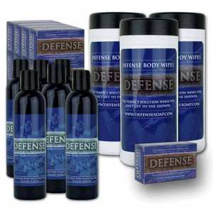 Defense Soap Gym Starter Kit