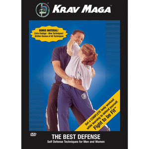 Krav Maga Best Defense DVD