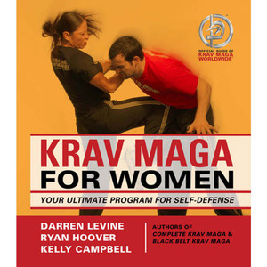Krav Maga for Women - Book
