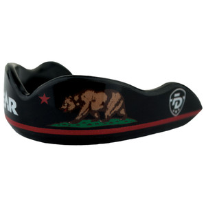 Fightdentist Boil & Bite Mouth Guard - Cali Bear