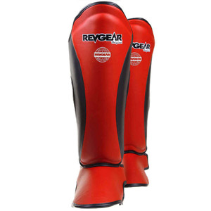Revgear Original Thai Shin Guards - Red