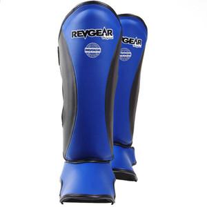 Revgear Original Thai Shin Guards - Blue