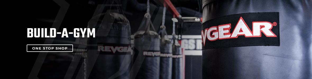Boxing Gym Equipment | MMA Gym Equipment | Shop Revgear