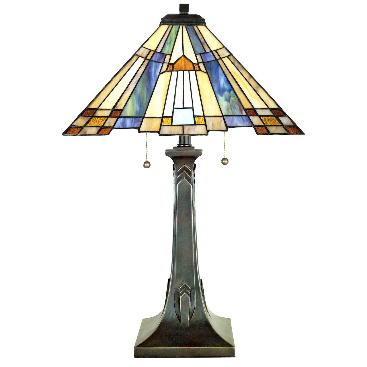 And crafts style table lamp arts and crafts style table lamp arubaitofo Choice Image