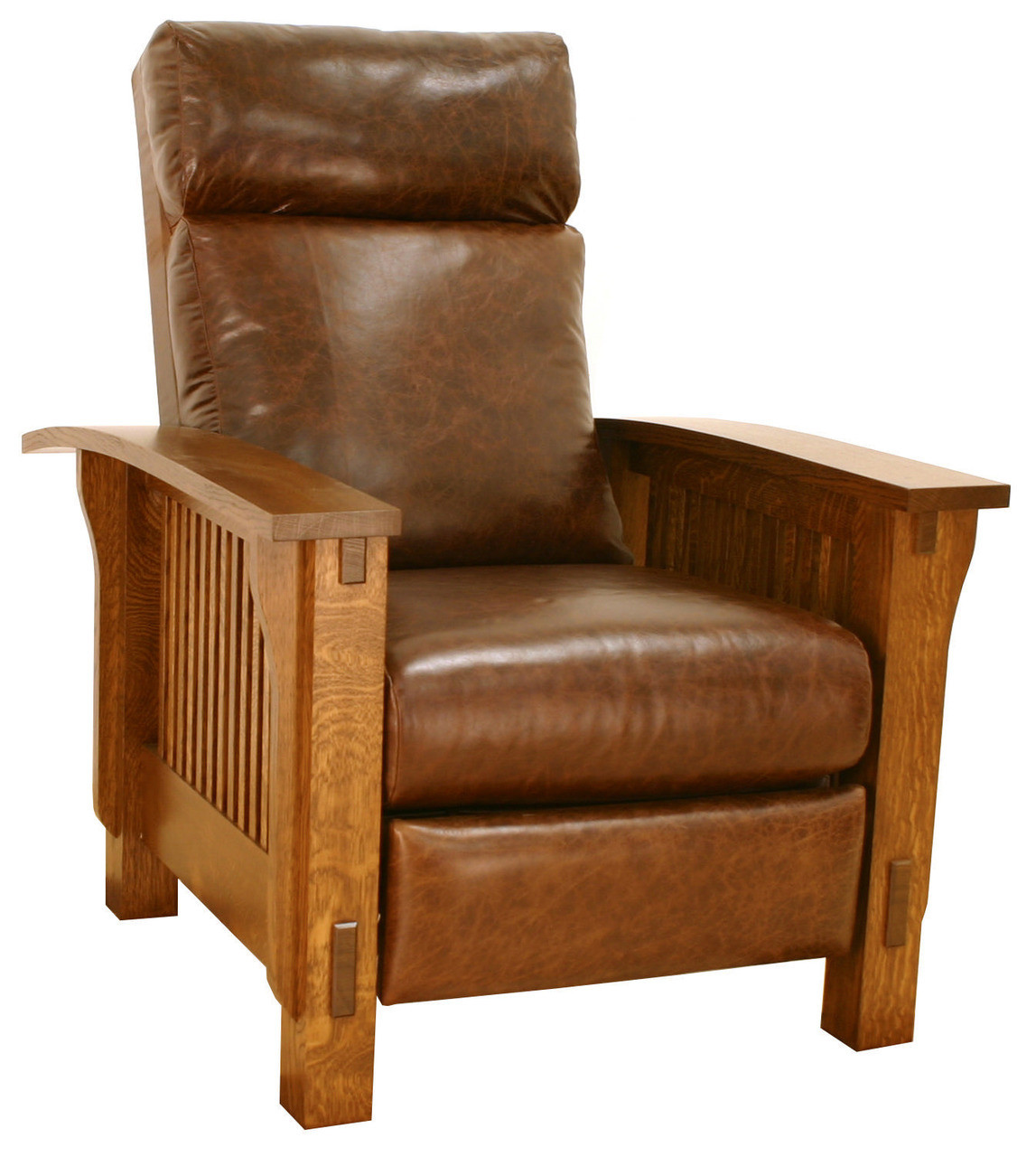 American Mission Spindle Morris Recliner Amw 1603